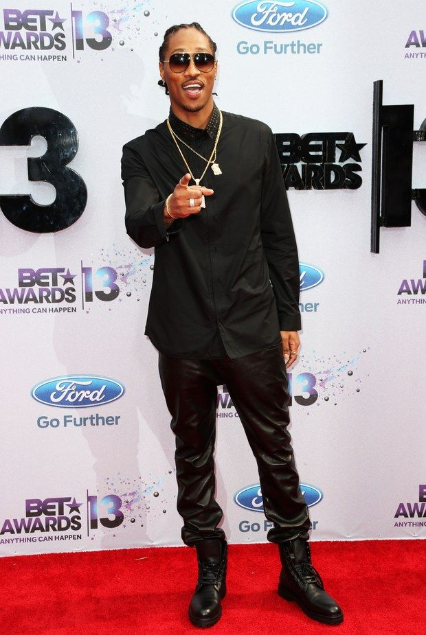 Future Rapper | Rapper Future takes over Beyoncs rising hit Drunk In Love in this ... // www.babesngents.com // #babesngents