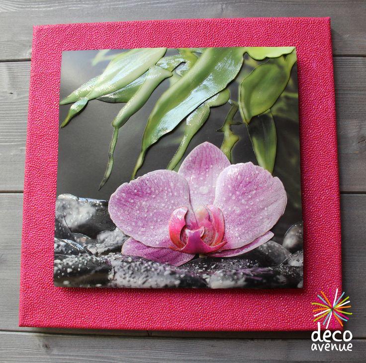Une belle orchidée <3