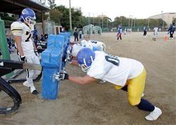 【関西学生アメフット三国志】(38)vs京大…関学は精神面を強化