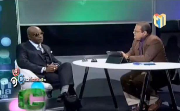 Entrevista A Michel El Buenon En Confabulaciones #Video @Alfonsoquinones