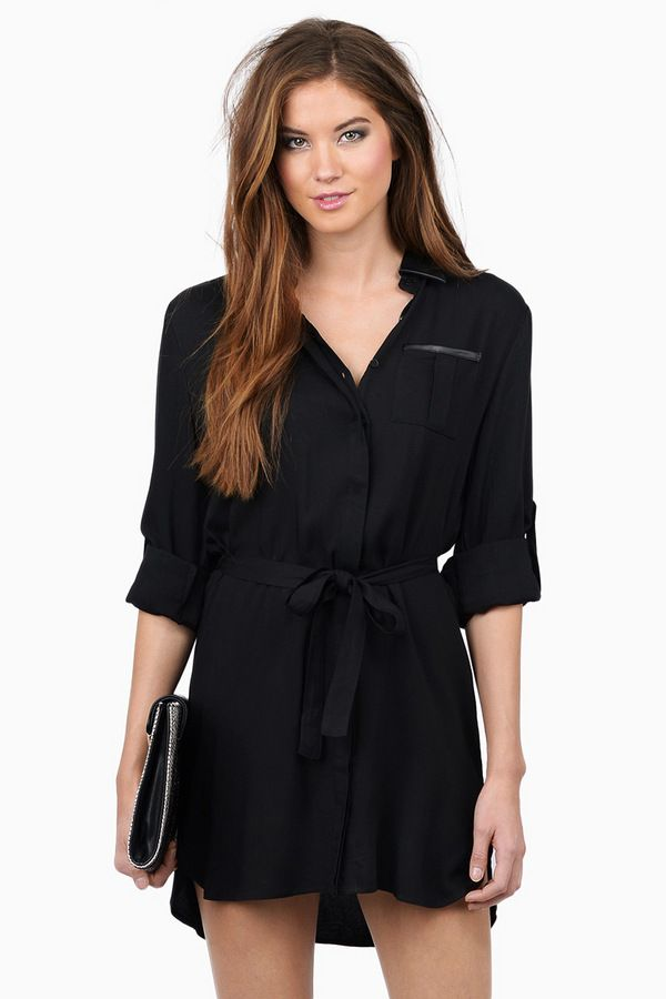 Shirley Shirt Dress