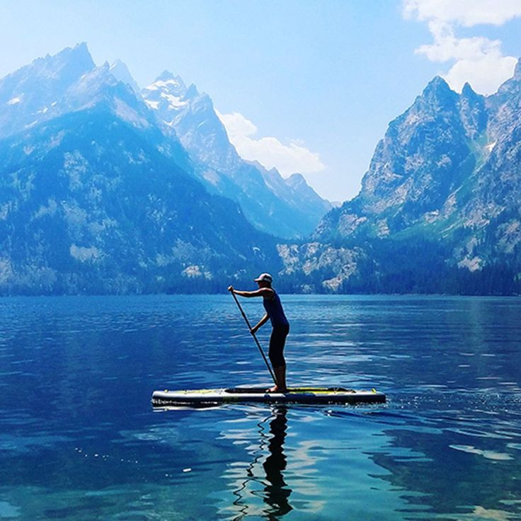 Best National Parks for SUP -  Discover some of our country's most spectacular views from your paddle board.