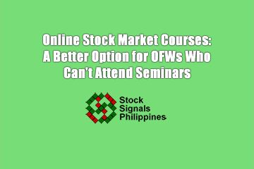 Online Stock Market Courses: A Better Option for OFWs Who Can't Attend Seminars