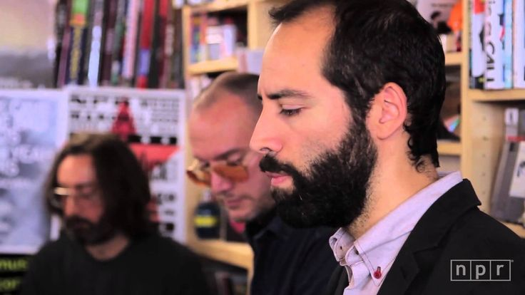 The National: NPR Music Tiny Desk Concert I <3 all the tiny concerts... they show the rawest truth to these artist talent's... <3