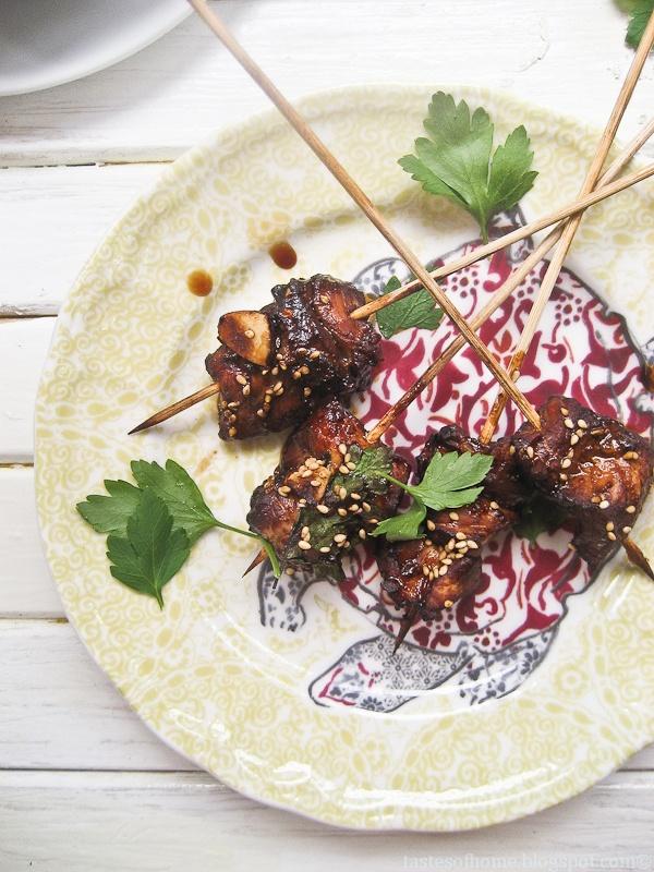 Doenjang-Soy Pork Satay (Skewers) | what's for dinner | Pinterest