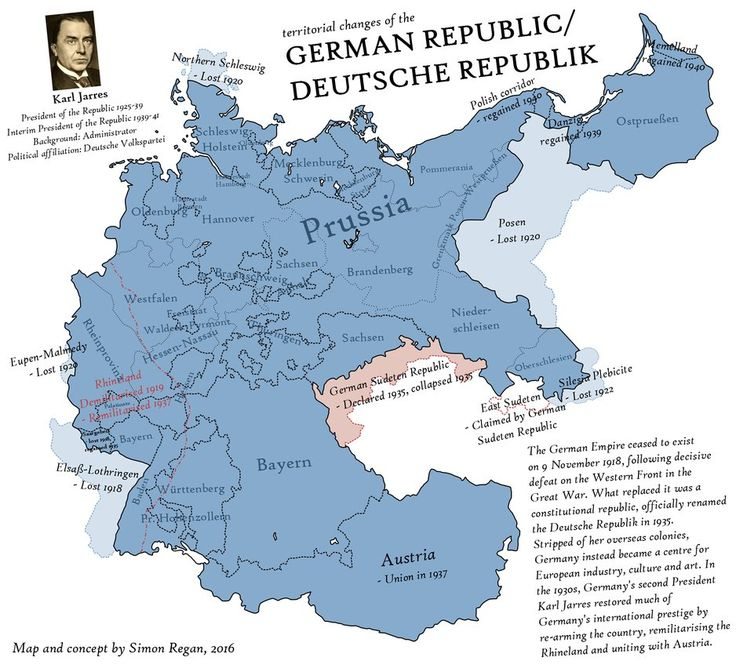 Weimar Forever - an Alternate History map by SRegan.deviantart.com on @DeviantArt