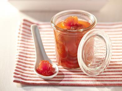 Confituur van aardbei en watermeloen (Libelle Lekker!)
