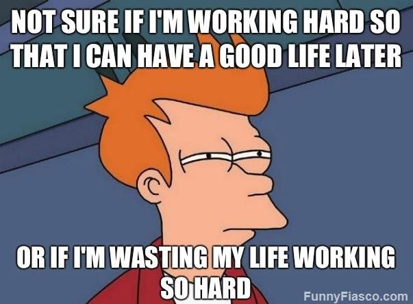 Wondering why I even try to work hard Work hilarious job lmfao humor memes