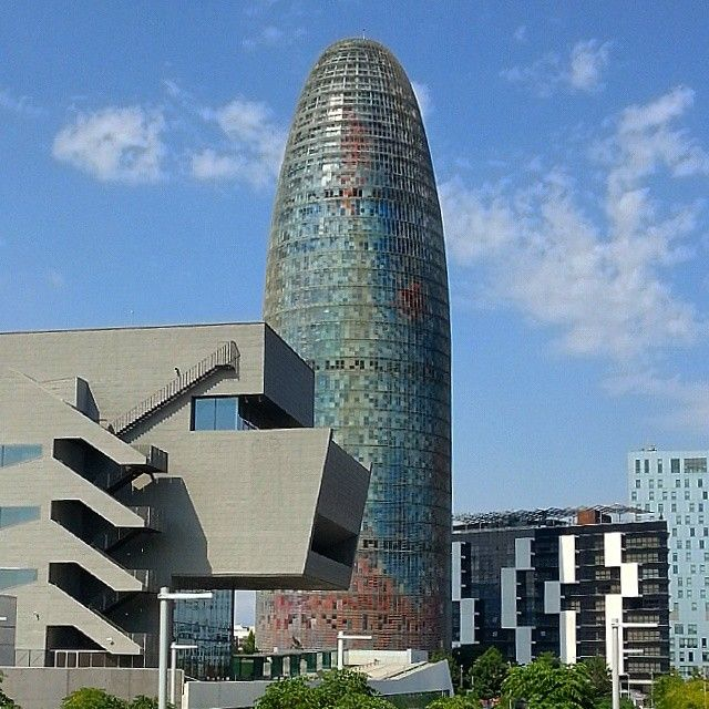 Modern Architecture Spain 274 best modern architecture in barcelona images on pinterest