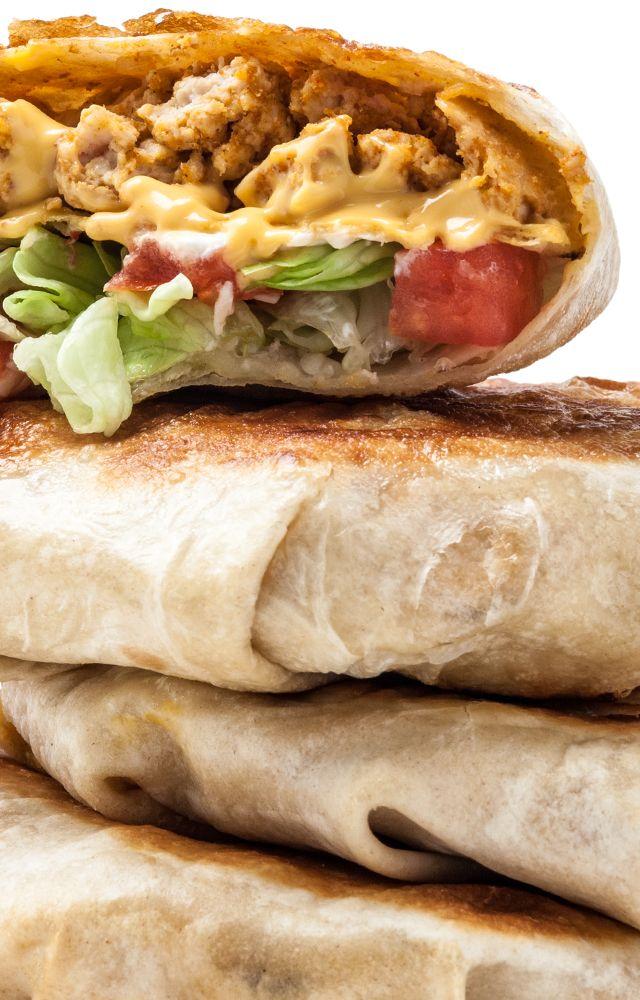 Chicken Quesadillas  Recipe  Food Recipes, Crunch Wrap -3339