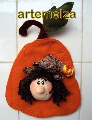 artemelza - bruxinha de halloween                                                                                                                                                                                 Mais