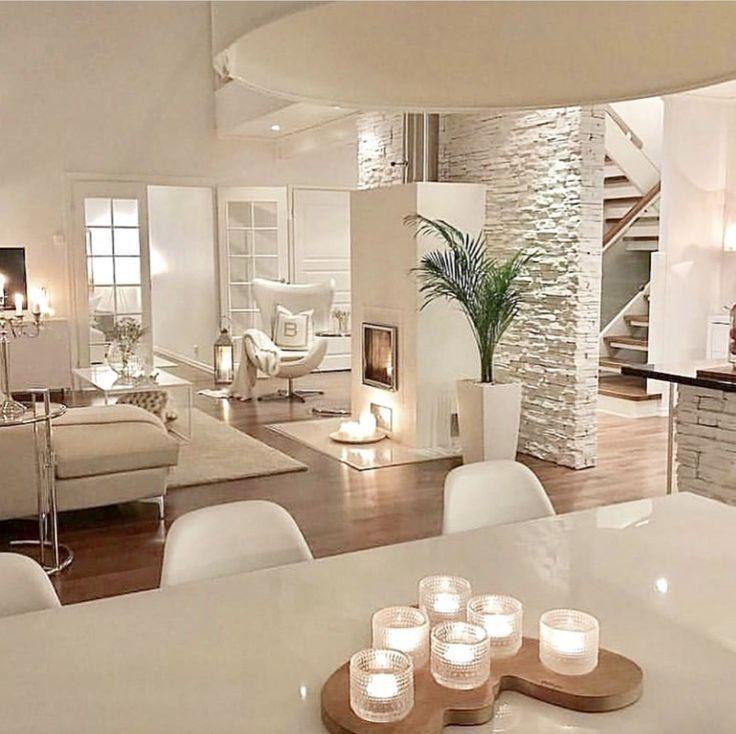 Idee Di Tendenza Progettazione Interni Casa Idee Arredamento Soggiorno Arredamento Salotto Bianco