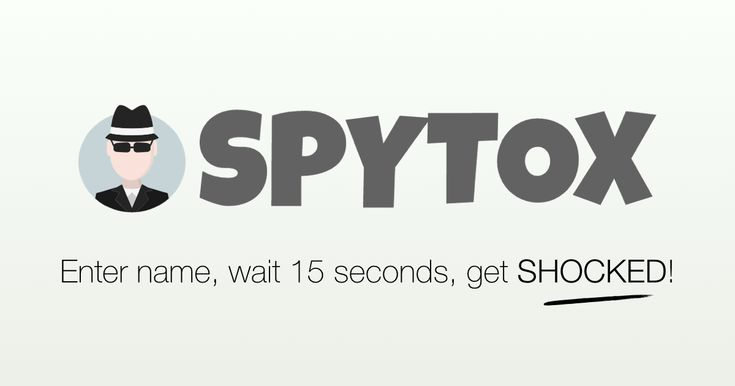 SPYTOX reverse phone lookup identifies incoming phone numbers for FREE. Find out full name of who called, their address, photos and more.
