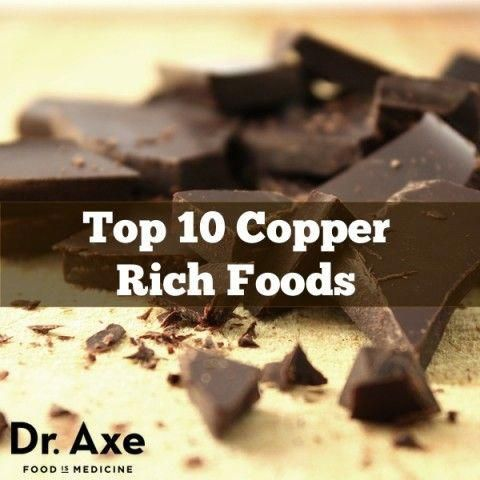 copper foods | Recipes in 2019 | Cancer fighting foods, Food