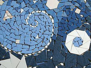 мозаика гауди интерьер
