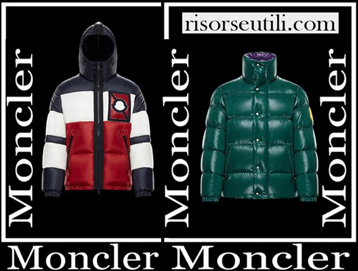 c511897eb Down jackets Moncler 2018 2019 men s new arrivals fall winter ...