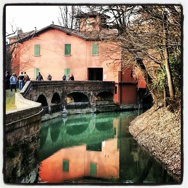 Chiusa di Casalecchio (Bologna) @tiztrem by Turismo Emilia Romagna, via Flickr