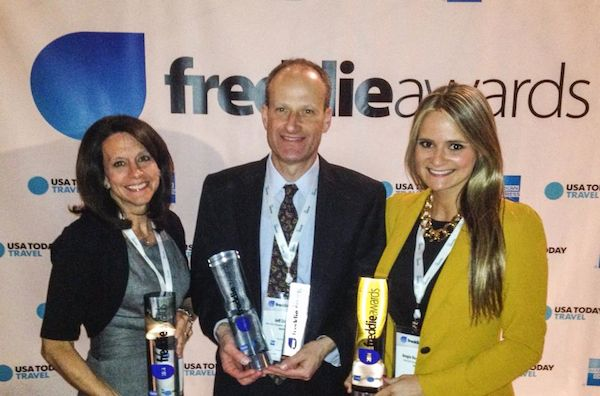 Read about how Gold Passport won 4 Freddie Awards!