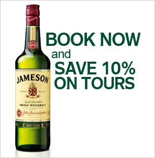There is no other whiskey quite like triple distilled, twice as smooth Jameson Irish Whiskey. And there's no other experience quite like the Old Jameson Distillery Tour. Well, actually there is - it's the Jameson Experience Midleton. Read on and all will be revealed.
