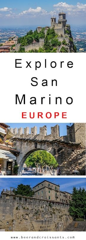 Things to do in San Marino. It's one of the smallest countries in the world but that doesn't stop San Marino from packing a punch.