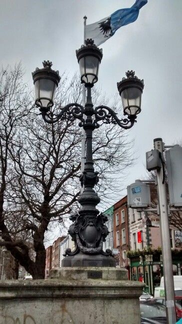 Poste de Ponte/ Dublin - IE 12/2016