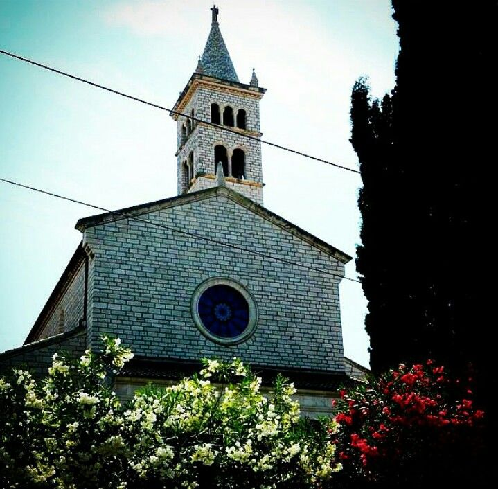 Church of St Anthony in Pula, Croatia