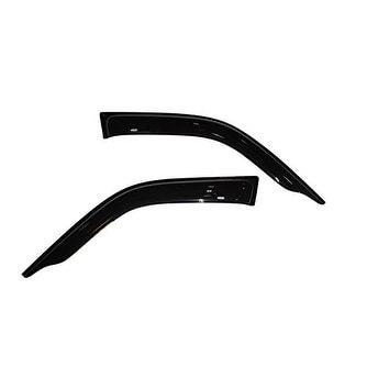 Lund 95074 Genesis Tri-Fold Tonneau Cover - black leather look