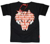 What Does The Fox Say? - Kids T-Shirt
