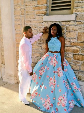 Evening Dresses, Prom Dresses,Party Dresses,Prom Dresses,Blue Prom