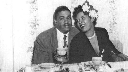 Billie Holiday marries mafia enforcer Louis McKay in 1952--The Mad Music Asylum-Billie holiday wedding