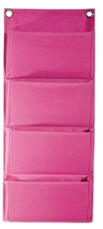 Köp Färg & Form Hängförvaring Rosa | Barnrummet Förvaring | Jollyroom #jollyroom #förvaring #barnrum #barnrumsinspo #förvaringsinspo
