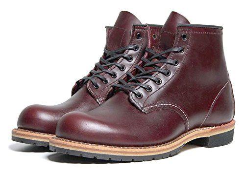 レッドウィング RED WING 9011 Beckman Boot 6'' Round-toe / ベックマン ブーツ ラウンドトウ ブラックチェリー フェザーストーン US8D(26cm)
