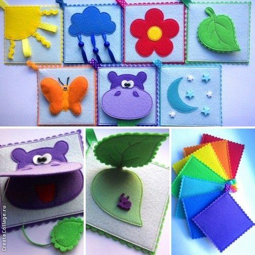 Книжка-малышка для самых маленьких от пользователя «id1109725» на Babyblog.ru