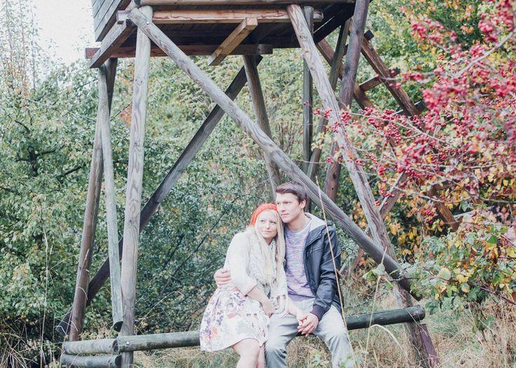 Couples - Fotostudio R. Schwarzenbach/Atelier Christine  Liebe glück zusammenhalt portrait love couple pärchen hope forest nature forever