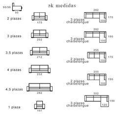 Resultado De Imagem Para Medida Sof 225 4 Lugares Decor