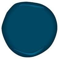 Benjamin Moore Adriatic Sea- Possible Bathroom color