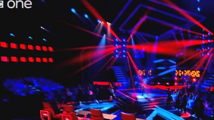 The winner of the Voice UK 2015 Stevie McCrorie performance