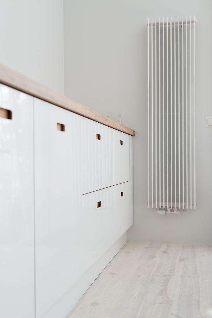 Kitchen - Furniture design - Loft Szczecin