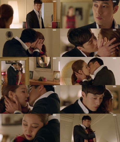"""Joo Joong Won's 'Secret'. """"Take a good look at it and get lost."""" This moment had me fangalling like an idiot!! It was epic!! Master's Sun"""