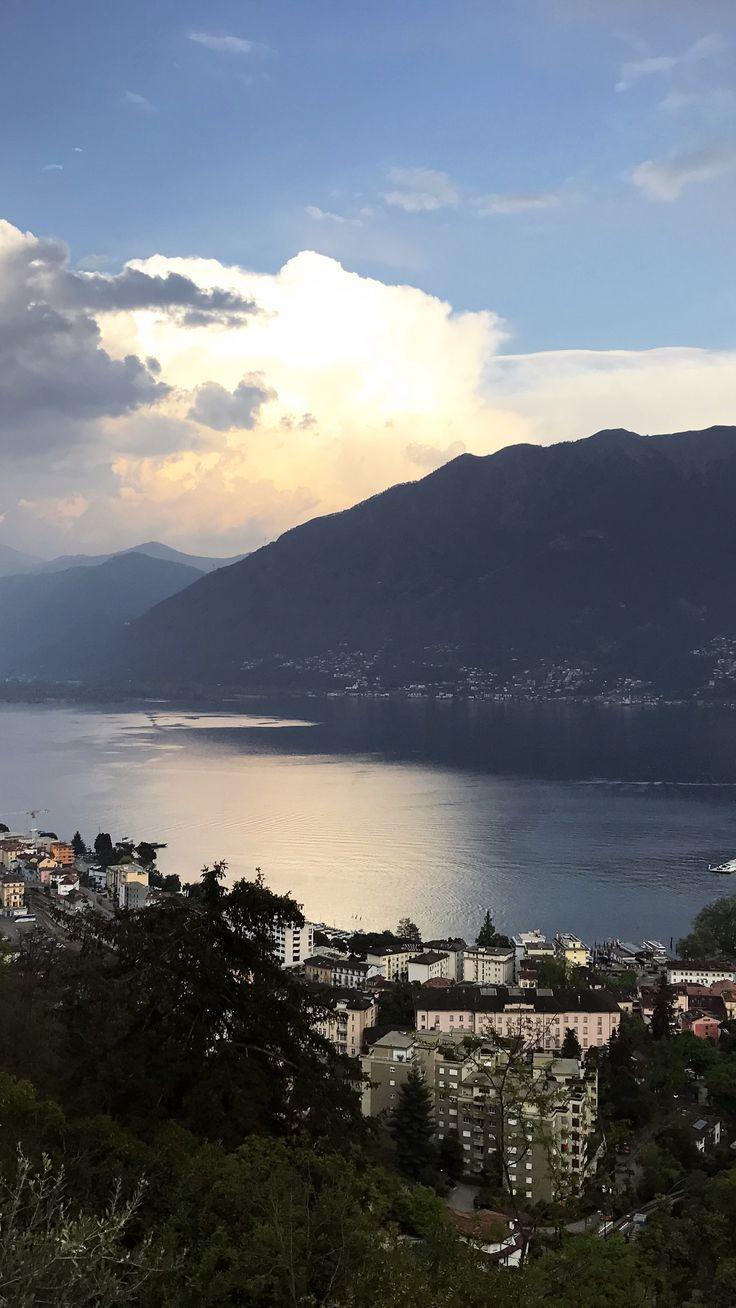 ❤️🗻🇨🇭 Locarno - Lago Maggiore