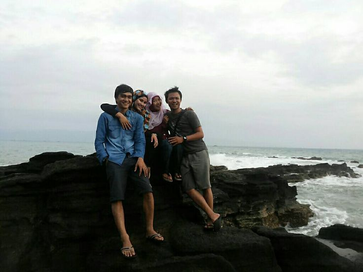 Holiday in Indonesia? Visit Karang Hawu Beach