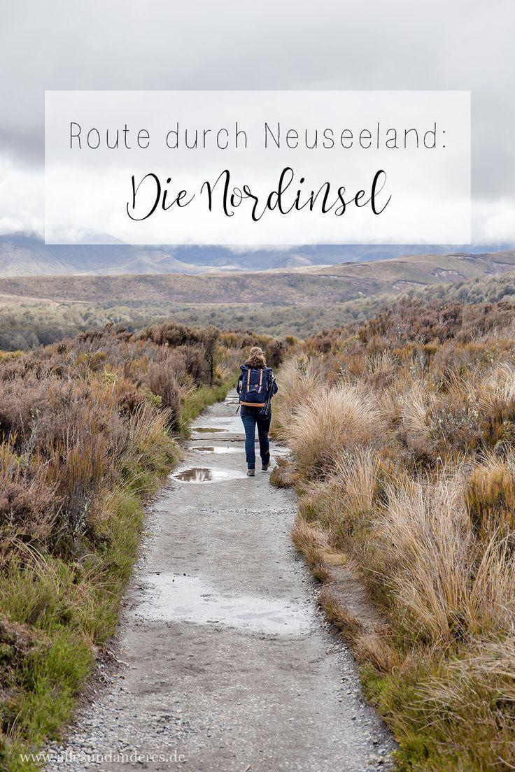 Roadtrip durch Neuseeland: Die Route über die Nordinsel | Alles und Anderes