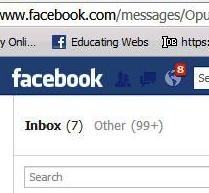Have you checked your Other inbox in Facebook Messages ?  http://www.educatingwebs.com.au/facebook-messages/
