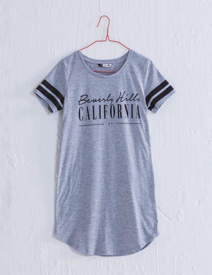 T-shirt dress for Girls
