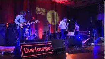 Arctic Monkeys cover Tame Impala 'Feels Like We Only Go Backwards' - YouTube