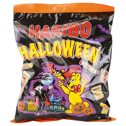 haribo uitdeelzak 750g halloween