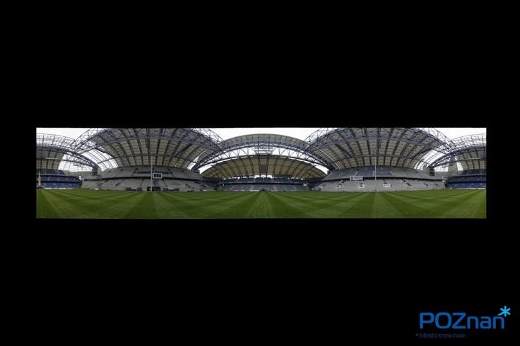 fot. Ryszard Horowitz  Poznań - Stadion Miejski