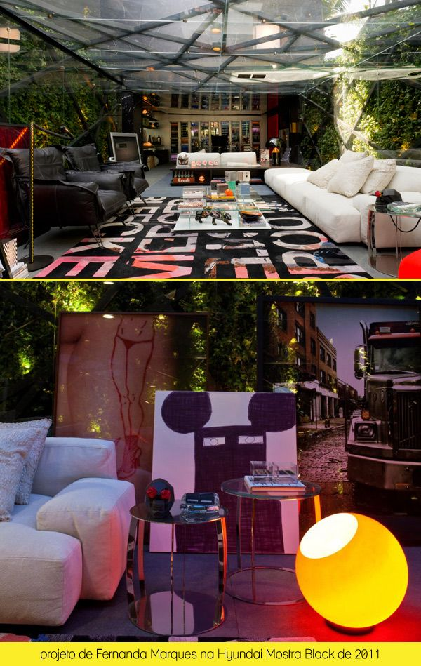 rock n roll decor #decor #black