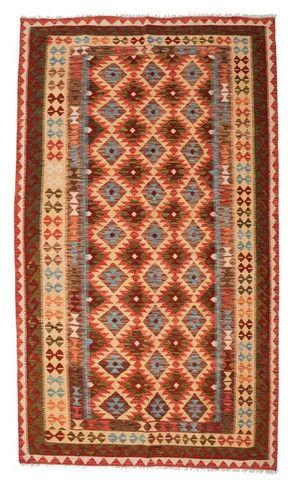 kilim - Kilim Afegão 255x153 cm.