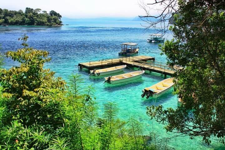 Pantai Iboih, Weh island, Sabang, Indonesia